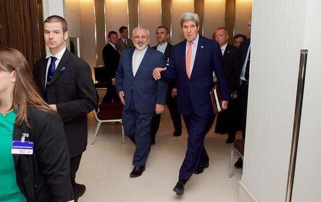 دیدار ظریف-کری در ششمین روز تمدید