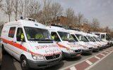 استقرار ۲۵ آمبولانس و ۳ اتوبوس آمبولانس در مسیر مراسم