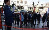 عکس/گزارش تصویری از افتتاحیه اولین بازارچه ایمنی و آتش نشانی ایران