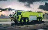 ماشین آتش نشانی فرودگاهی striker