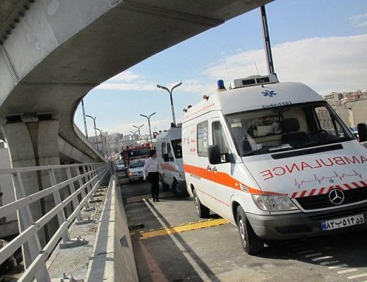 جزئیات حادثه خیابان فاطمی/بیمارستان سجاد تنها براساس وظیفه اخلاقی وارد شده است