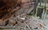 جزئیات حادثه تخریب ساختمان قدیمی در بزرگراه امام علی