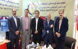 بازدید رئیس و اعضای هیات مدیره اتحادیه ایمنی و آتش نشانی تهران از شانزدهمین نمایشگاه بین المللی ایپاس ۲۰۱۷