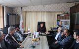 بازدید اعضای هیئت مدیره اتحادیه از واحد تولیدی ایمن پاد