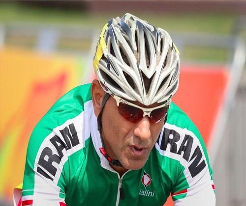 حادثه مرگبار برای رکابزن پارالمپیکی ایران/ گلبارنژاد درگذشت