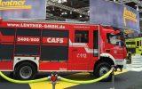"""نگاهی به تجهیز خوردهای آتشنشانی در شرکت """"Josef Lentner"""""""
