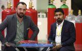 گفتگو با نماینده شرکت آکرونیکس ترکیه در غرفه شرکت کارا فایر(IPAS 2018)