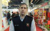 فیلم/مصاحبه اختصاصی سخنگوی سازمان آتش نشانی تهران