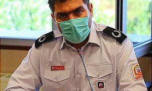 دکتر کامران عبدولی سرپرست  معاونت حفاظت و پیشگیری حریق سازمان آتش نشانی تهران شد
