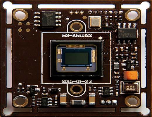 انواع پردازنده تصویر دوربین مداربسته AHD