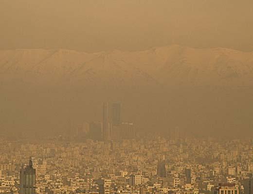 ۳۵ میلیون ایرانی در معرض سرطان ناشی از آلودگی هوا و ریزگردها