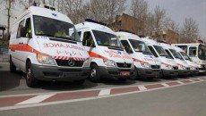 ورود 1800 دستگاه آمبولانس به کشور