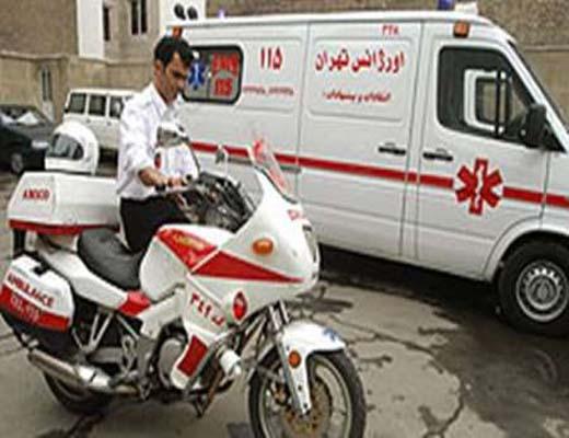۱۶۰۰ آمبولانس نو وارد ناوگان اورژانس کشور می شود/ استخدام ۴ هزار تکنسین