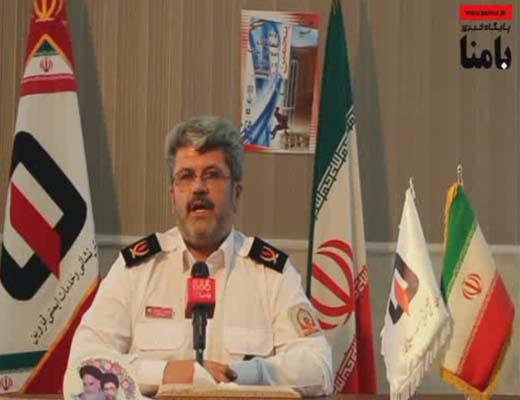 مصاحبه اختصاصی بامنا از ذوالقدر، مدیرعامل سازمان آتش نشانی و خدمات ایمنی شهرداری قزوین