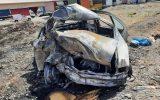 دو مصدوم در حادثه تصادف اتوبان تهران – کرج