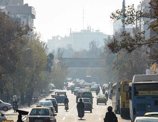 تاکید محیط زیست تهران برای تعویض به موقع کاتالیست کانورتر خودروها
