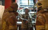 جزئیات حادثه آتش سوزی در محله گلدسته