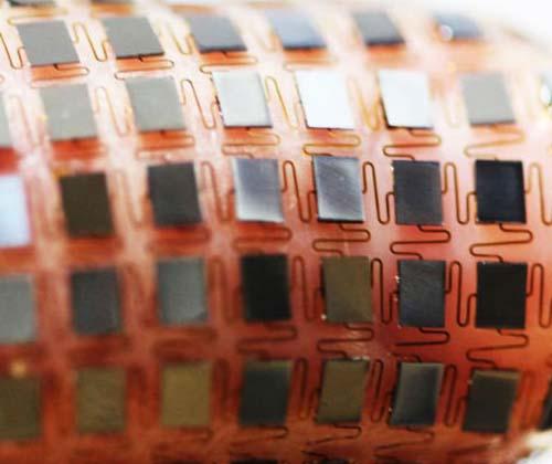 چسب زخم خورشیدی برای تولید انرژی ساخته شد