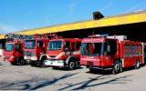 فهرست انواع کامیونهای اطفای حریق