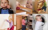 ایمنی منزل برای کودکان