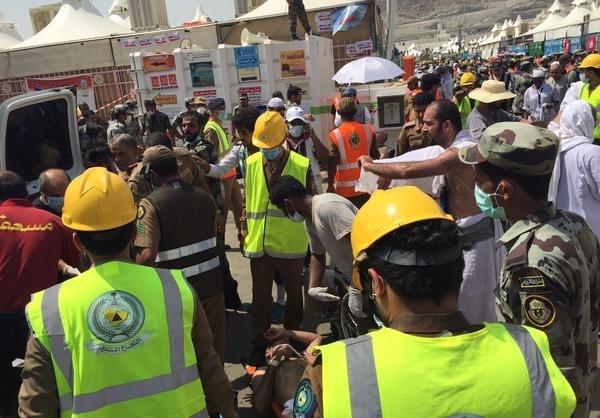 در سرزمین منا، در پی ازدحام جمعیت تاکنون ۷۱۷ نفر از حجاج کشته و بیش از ۱۵۰۰ تن دیگر زخمی شدهاند