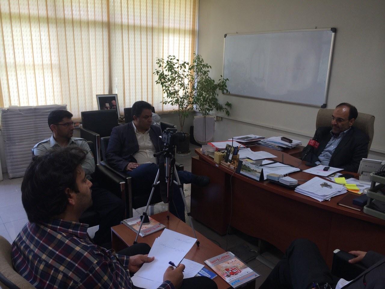 بیستمین جلسه کمسیون تعیین صلاحیت شرکتهای ارائه دهنده خدمات ایمنی و آتش نشانی تهران