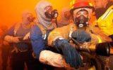 توانایی حفاظت شخص در عملیات با دستگاه تنفسی