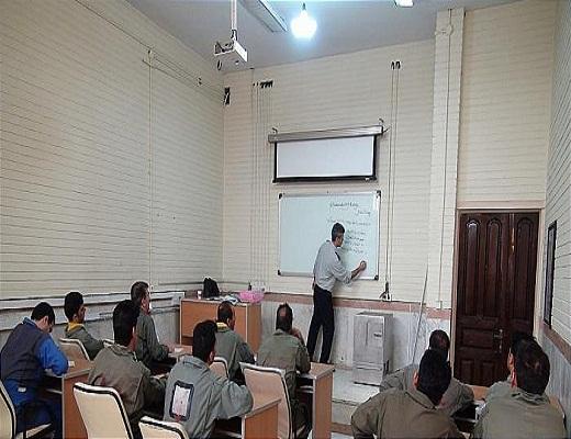 برگزاری دوره آموزشی برای مدیران آتش نشانی یزد
