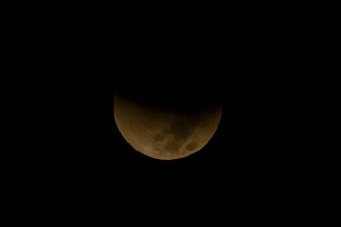 ماه گرفتگی ششم مهرماه
