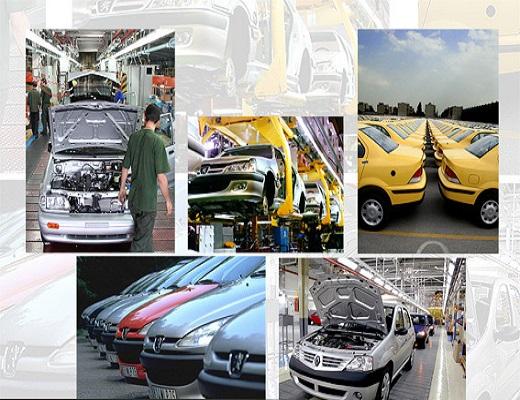 قیمت خودروهای داخلی کاهش مییابد