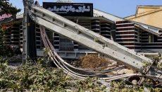 1300 خانوار مازندرانی بر اثر طوفان خسارت دیدند