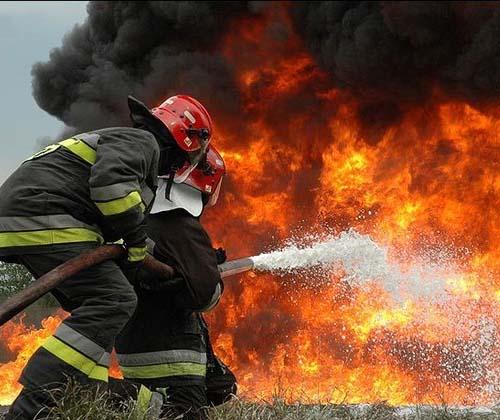 فوت پنج زائر در آتشسوزی هتل کربلا/ دستکم ۲ تن ایرانی هستند