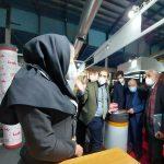 بازدید وزیر نفت از موسسه فرارسانه