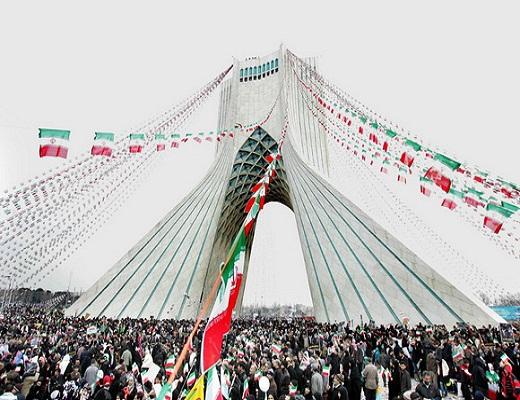 ۷۰۰نجاتگر و امدادگر در یوم الله ۲۲ بهمن