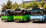 معاینه فنی اتوبوسهای شهر تهران/ مردود شدن ۱۵۰۰ اتوبوس در تستها
