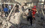 ۹ مصدوم و ۴ کشته در انفجار اهواز
