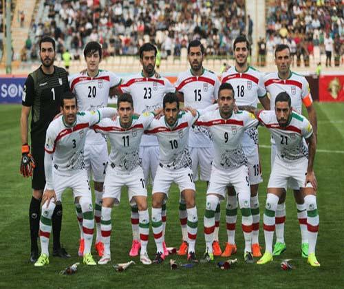 دعوت از ۳۲ بازیکن برای حضور در تیم ملی فوتبال