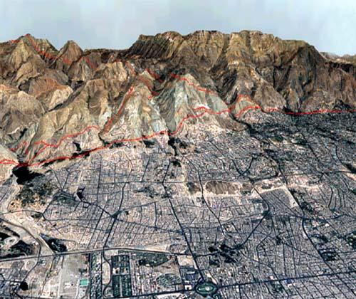 ۴ تهدید خفته در تهران