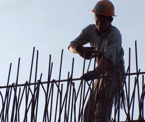 ۵۰ درصد از حوادث کار در کشور مربوط به کارگران ساختمانی