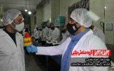 گزارشی از واحد تولید ماسک گروه صنعتی یحیی