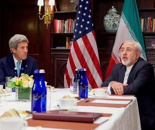ظریف: با کری درباره پیگیری تعهدات آمریکا در برجام گفت وگو میکنم