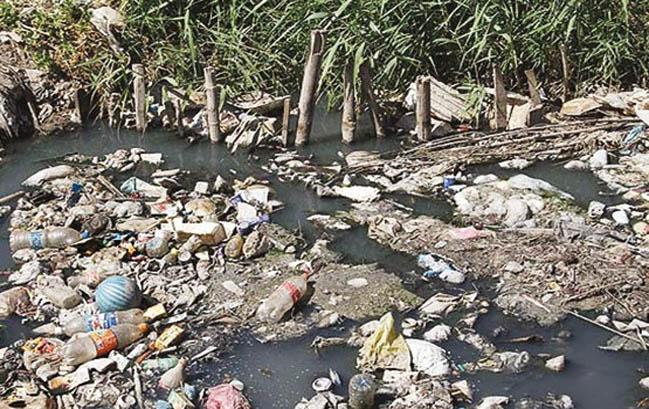 ارزیابی زیست محیطی فاضلاب